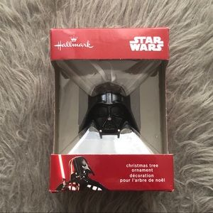 💕3/$25 Star Wars Darth Vader Tree Ornament